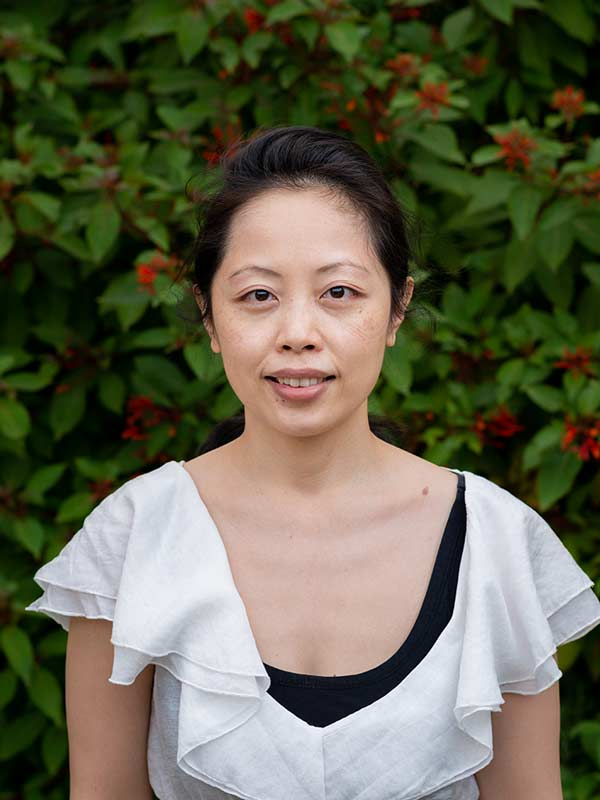 Portrait of Anny Chen, Pre-K Instructor at Little Tiger